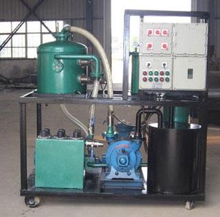 化工厂采购液压真空滤油机
