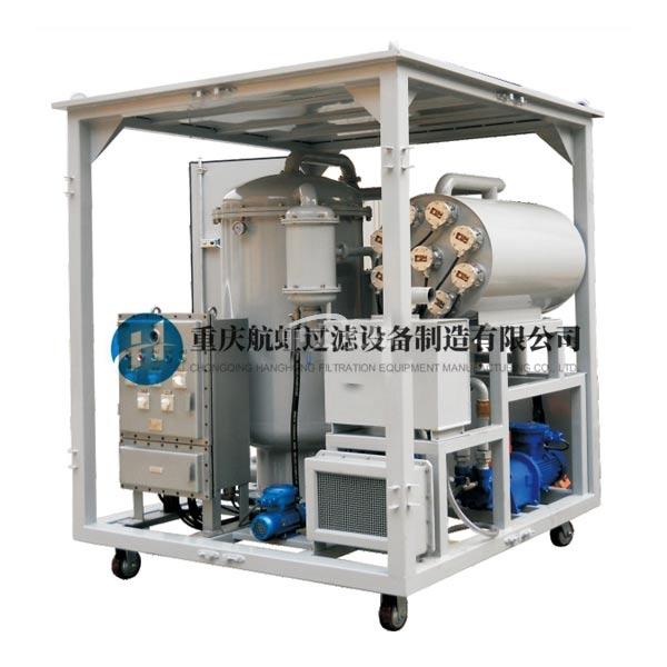 高效除大水专用滤油机