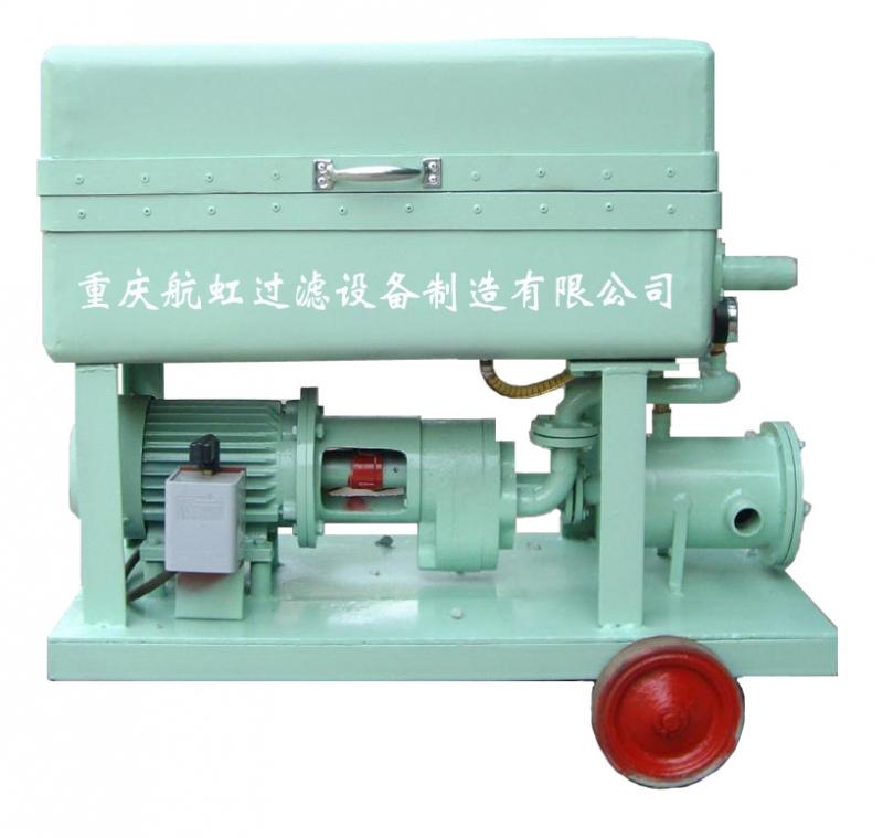 LY板压力式滤油机