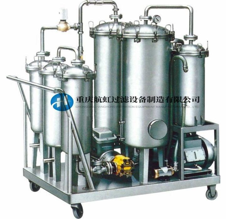 抗燃滤油机